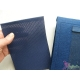 "Porta Tablet o IPad da 9,7"" personalizzabile blu"