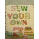 "Cestino portalavoro "" SEW YOUR OWN""."